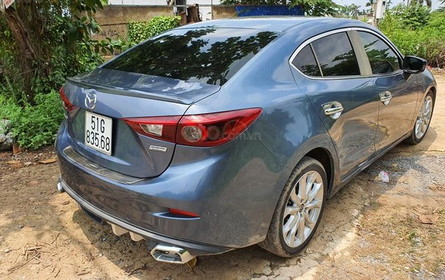 Cần bán lại Mazda 3 đời 2016, xe cũ, sử dụng ít1