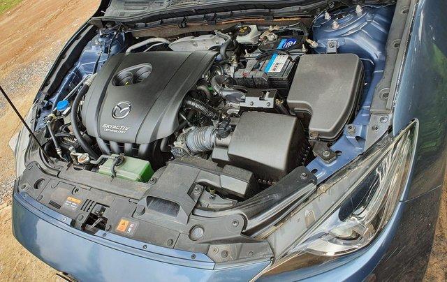 Cần bán lại Mazda 3 đời 2016, xe cũ, sử dụng ít2