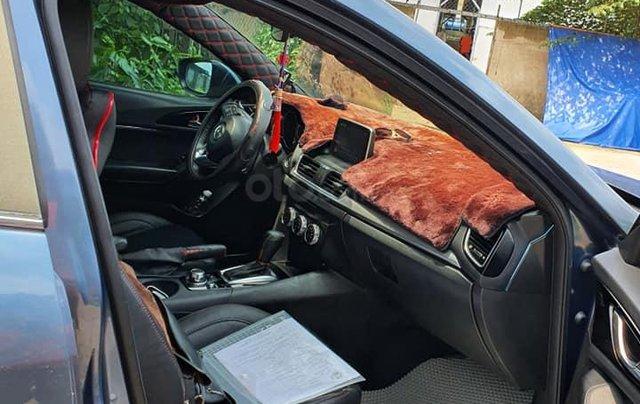 Cần bán lại Mazda 3 đời 2016, xe cũ, sử dụng ít4