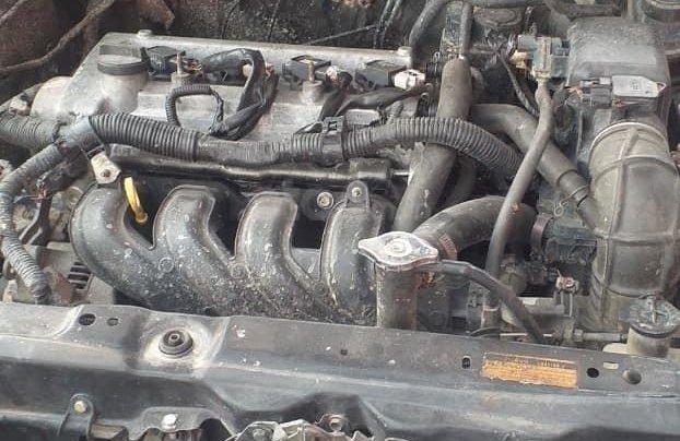 Bán xe Toyota Vios sản xuất năm 2005, màu đen, giá 110tr2