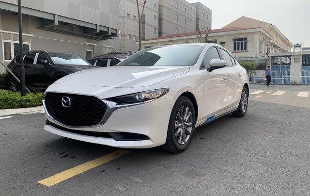 New Mazda 3 giá chỉ từ 669 trả trước 200 triệu - tặng BHVC, giảm 5% LPTB, tặng bộ phụ kiện cao cấp0