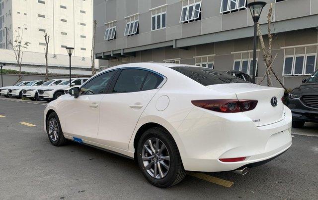 New Mazda 3 giá chỉ từ 669 trả trước 200 triệu - tặng BHVC, giảm 5% LPTB, tặng bộ phụ kiện cao cấp10