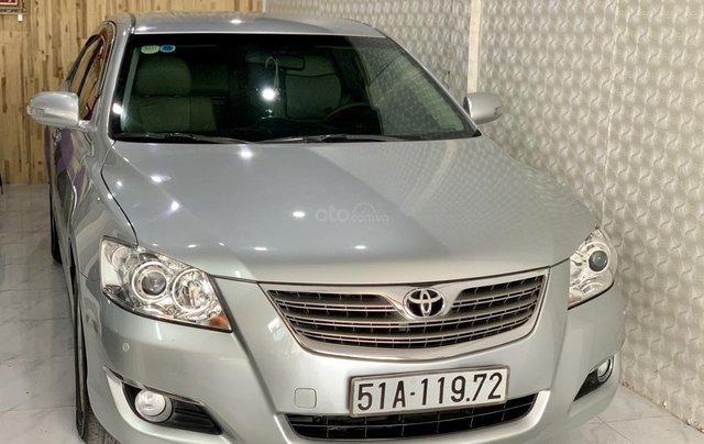 Toyota Camry 2.4 xe nguyên bản còn 95%4