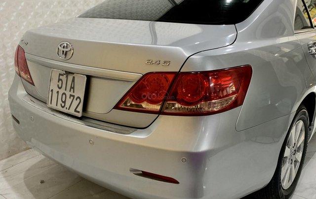 Toyota Camry 2.4 xe nguyên bản còn 95%10