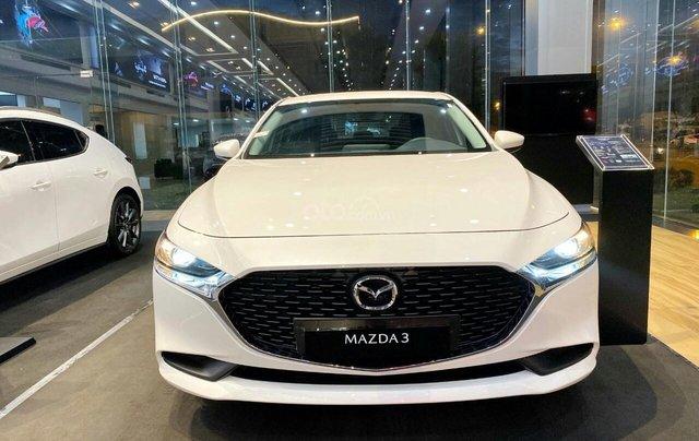 [Cực hot]: New Mazda 3 2020 giảm giá khủng đến 70tr + tặng phụ kiện cực khủng - xe có sẵn - trả góp 80%0
