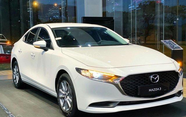 [Cực hot]: New Mazda 3 2020 giảm giá khủng đến 70tr + tặng phụ kiện cực khủng - xe có sẵn - trả góp 80%1