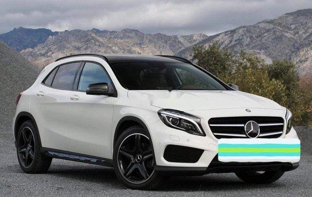 Bán Mercedes GLA250 4Matic sản xuất 2015, nhập khẩu, chính chủ0