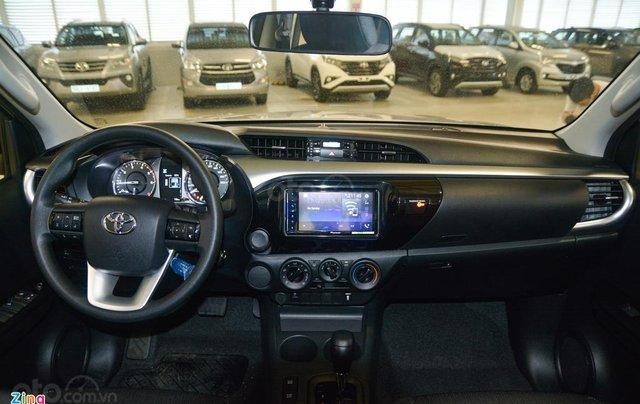Toyota Tân cảng bán Toyota hilux 2021 máy dầu số tự độn - nhiều ưu đãi lớn tri ân khách hàng cuối năm7