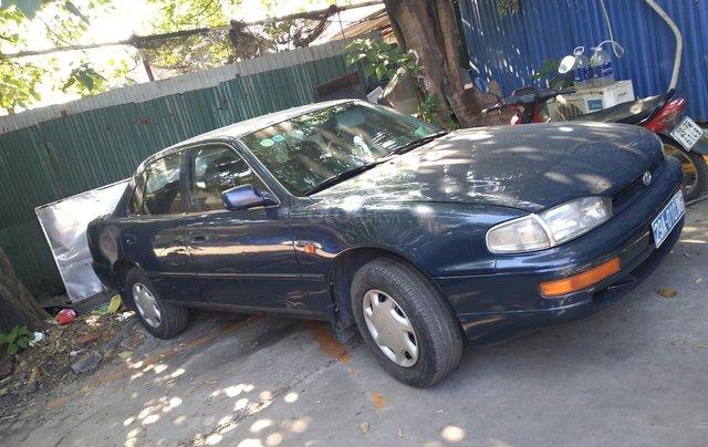 Bán Toyota Camry đời 1997, màu xanh, nhập khẩu nguyên chiếc còn mới0