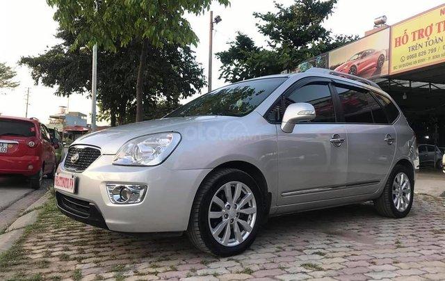 Bán xe Kia Carens đời 2011, màu bạc, giá tốt 310 triệu đồng1