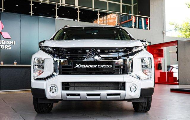 Mitsubishi Huế - bán Xpander Cross lăn bánh thấp nhất tại Huế, nhiều ưu đãi lớn, hỗ trợ trả góp 80%0