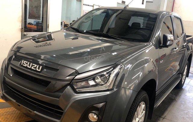 Bán tải Isuzu Dmax nhập khẩu, khuyến mãi 100tr trong tháng, bảo hành 5 năm, siêu tiết kiệm nhiên liệu2
