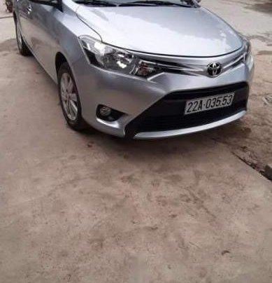 Bán xe Toyota Vios đời 2015 còn mới, giá tốt1