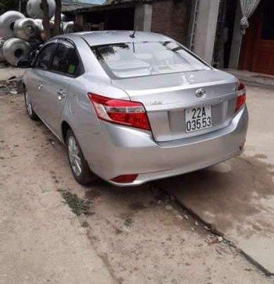 Bán xe Toyota Vios đời 2015 còn mới, giá tốt3