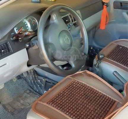 Cần bán Daewoo Lacetti đời 2007, màu đen xe gia đình, 133 triệu1