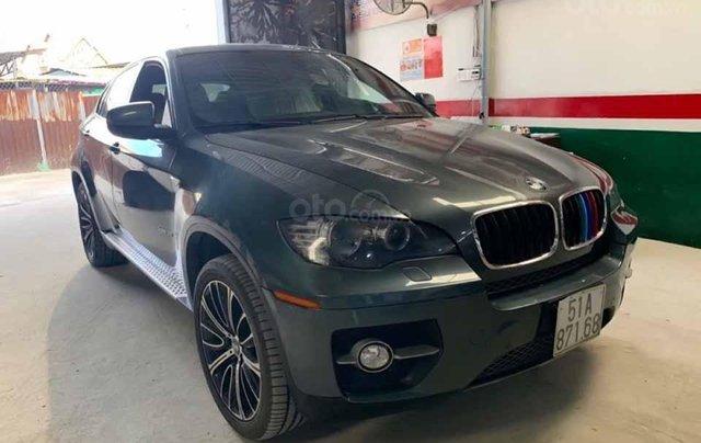 Cần bán lại xe BMW X6 đời 2009, xe nhập0