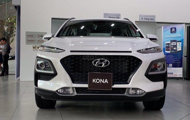 Hyundai Kona giảm 50% phí trước bạ, có xe giao ngay0