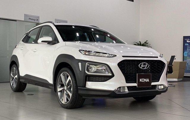 Hyundai Kona giảm 50% phí trước bạ, có xe giao ngay1