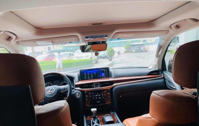 Bán Lexus LX 570S Super Sport model 2019, siêu lướt 11 000 km11
