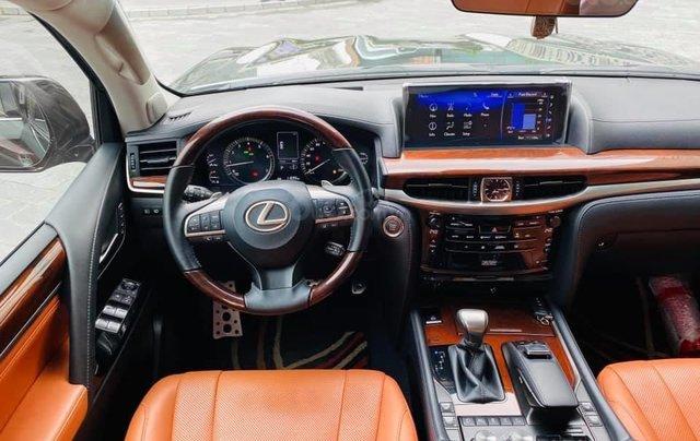 Bán Lexus LX 570S Super Sport model 2019, siêu lướt 11 000 km6