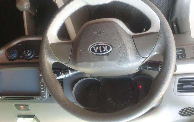 Xe Kia Morning sản xuất 2012, màu bạc, nhập khẩu còn mới 2