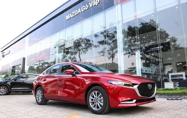 New Mazda 3 2020 Luxury - ưu đãi 60tr - đủ màu - tặng phụ kiện - chỉ 200tr1