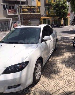 Chính chủ bán xe Mazda 3 AT màu trắng sản xuất 2009 nhập khẩu nguyên chiếc siêu mới3