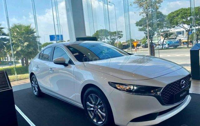 New Mazda 3 2020 - ưu đãi 60tr - đủ màu - tặng phụ kiện - chỉ 195tr0