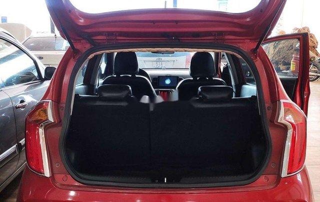 Bán Kia Picanto sản xuất 2014, màu đỏ, xe nhập còn mới, giá tốt4