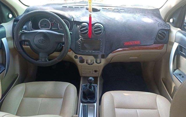 Cần bán Daewoo Gentra đời 2008, màu trắng còn mới giá cạnh tranh5