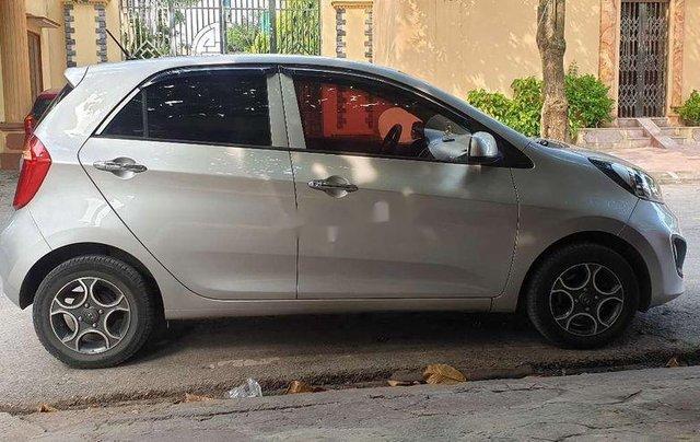 Xe Kia Morning sản xuất 2012, màu bạc, nhập khẩu còn mới 0