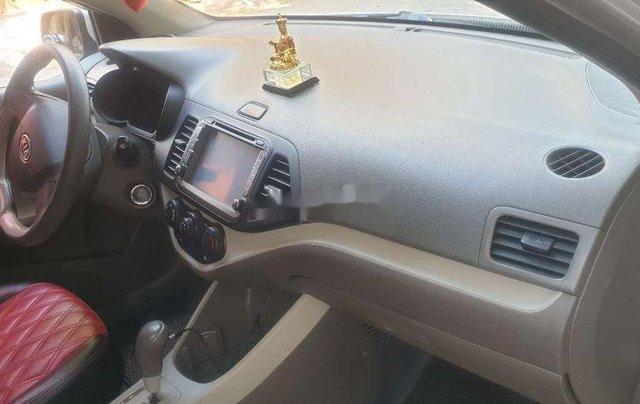Xe Kia Morning sản xuất 2012, màu bạc, nhập khẩu còn mới 8