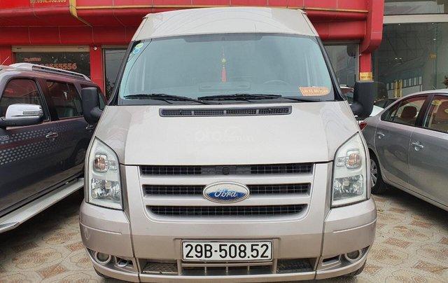 Cần bán gấp Ford Transit đời 2009 giá cạnh tranh0