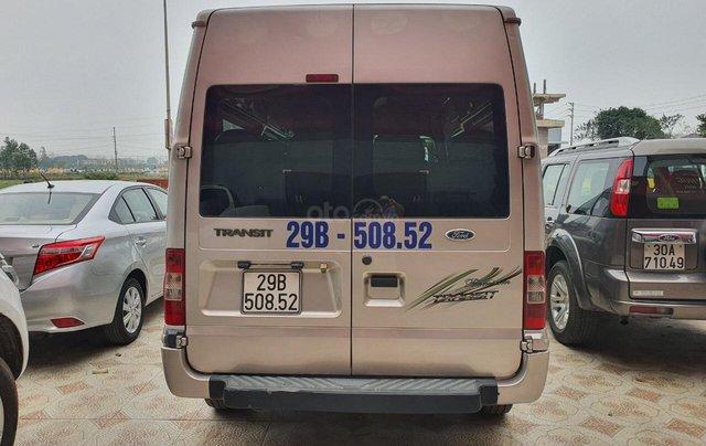 Cần bán gấp Ford Transit đời 2009 giá cạnh tranh11