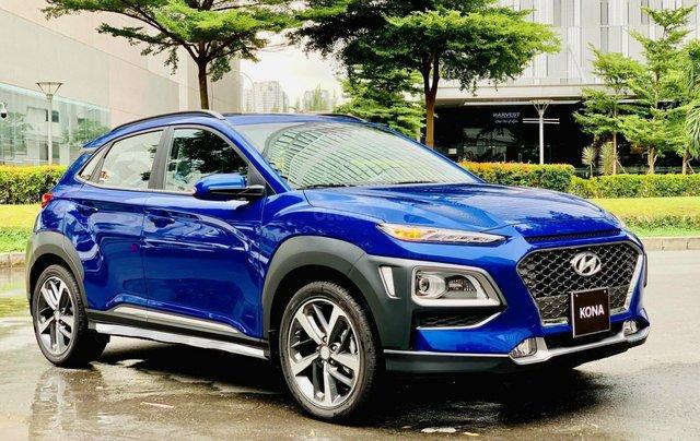 Giảm nóng 50% TTB - Hyundai Kona 2020 - Giá hời mùa Covid - Ngập tràn khuyến mãi, sẵn xe giao ngay0