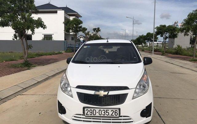 Cần bán lại xe Chevrolet Spark sản xuất 2011, màu trắng còn mới giá cạnh tranh1