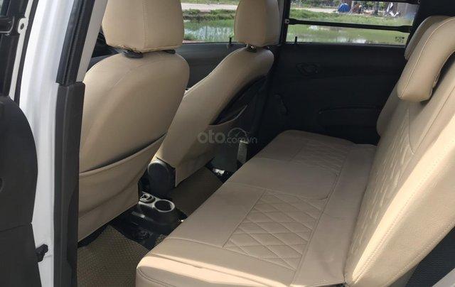 Cần bán lại xe Chevrolet Spark sản xuất 2011, màu trắng còn mới giá cạnh tranh9