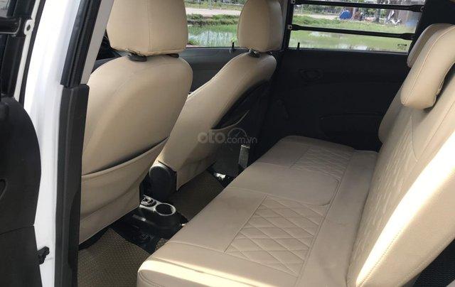 Cần bán lại xe Chevrolet Spark sản xuất 2011, màu trắng còn mới giá cạnh tranh12