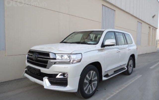 Toyota Land Cruise VX S 4.6 nhập trung Đông, sản xuất 2020, mới 100%2
