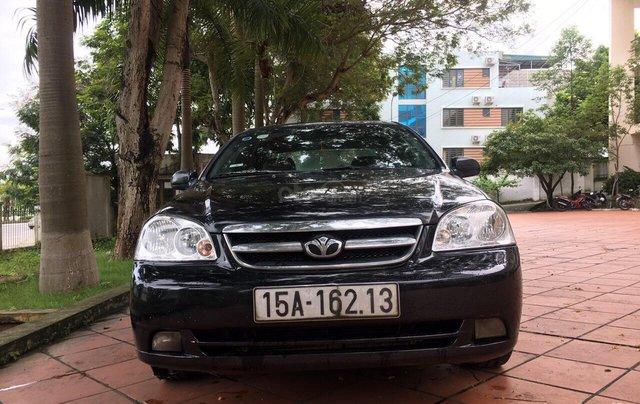 Cần bán lại xe Daewoo Lacetti sx 2009 Quảng Ninh0
