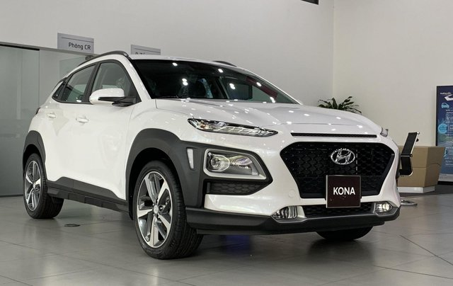 Hyundai Huế : Hyundai Kona 2.0 AT Full trắng, 679 triệu1