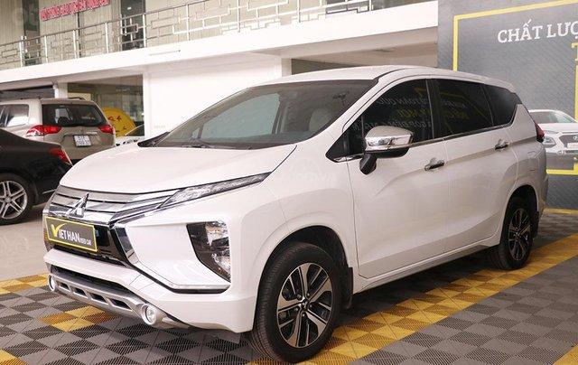 Mitsubishi Xpander 1.5AT sx 2019, màu trắng, xe nhập1