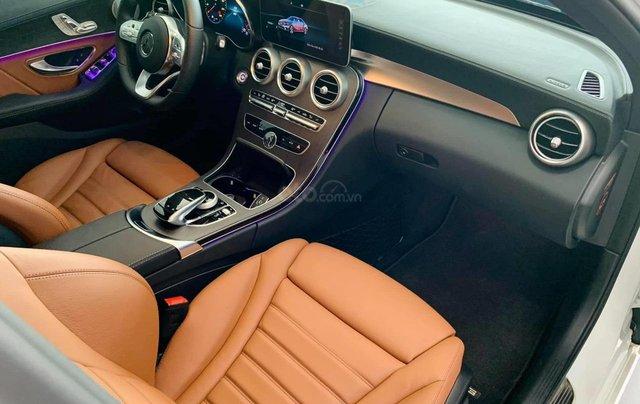 Mercedes C300 AMG 2020, màu trắng, nhập khẩu8