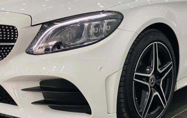 Mercedes C300 AMG 2020, màu trắng, nhập khẩu4