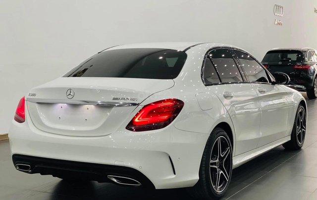 Mercedes C300 AMG 2020, màu trắng, nhập khẩu5