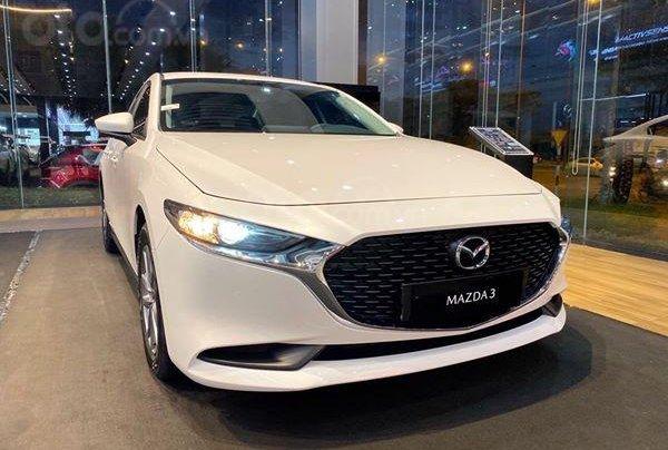 Mazda 3 2020 giá cực tốt, hỗ trợ 50% thuế trước bạ, hỗ trợ trả góp lãi suất thấp, có xe giao ngay3