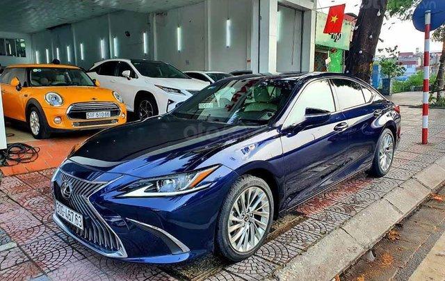 Cần bán lại xe Lexus ES250 sản xuất 2019, màu xanh lam, nhập khẩu nguyên chiếc0