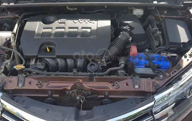 Bán ô tô Toyota Corolla Altis 1.8AT năm 2016, màu nâu2