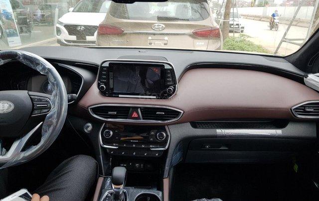 [Hyundai Santa Fe 2.4 xăng cao cấp] giảm 50% thuế trước bạ + khuyến mãi khủng sẵn xe giao ngay2