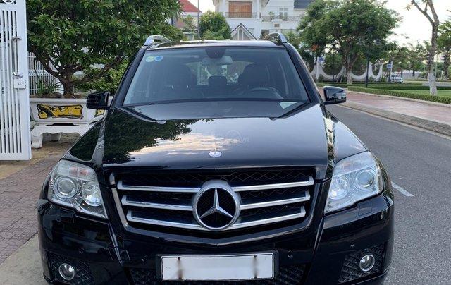 Cần bán Mercedes GLK280 4Matic 2009 Đà Nẵng0